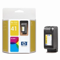 #41 HP Color Ink Cartridge (51641A)