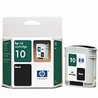 #10 HP Black Ink Cartridge (C4844A)