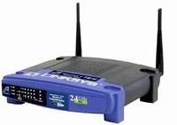 Linksys Wireless-G Class Router (WRT54G)